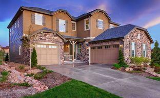 Anthem Highlands Retreat by Richmond American Homes in Denver Colorado