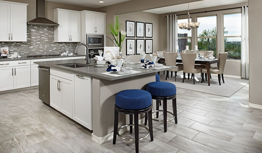 Kitchen featured in the Yorktown By Richmond American Homes in Fort Collins-Loveland, CO