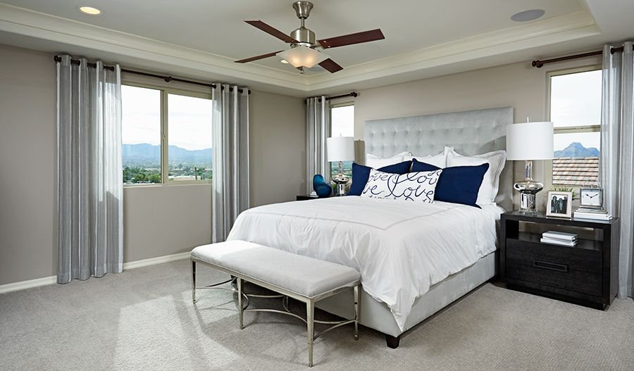 Bedroom featured in the Yorktown By Richmond American Homes in Boulder-Longmont, CO