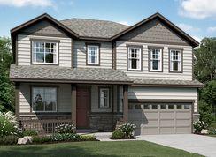Twain - The Ridge at Harmony Road: Windsor, Colorado - Richmond American Homes