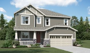 Hemingway - Windsor Villages at Ptarmigan: Windsor, Colorado - Richmond American Homes