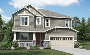 Windsor Villages at Ptarmigan by Richmond American Homes in Fort Collins-Loveland Colorado