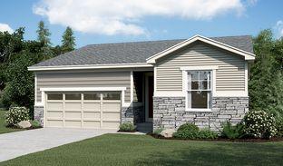 Amethyst - Windsor Villages at Ptarmigan: Windsor, Colorado - Richmond American Homes