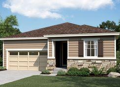 Onyx - Windsor Villages at Ptarmigan: Windsor, Colorado - Richmond American Homes