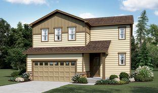 Coral - The Ridge at Harmony Road: Windsor, Colorado - Richmond American Homes