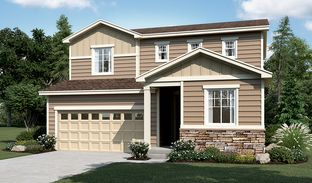 Citrine - The Ridge at Harmony Road: Windsor, Colorado - Richmond American Homes