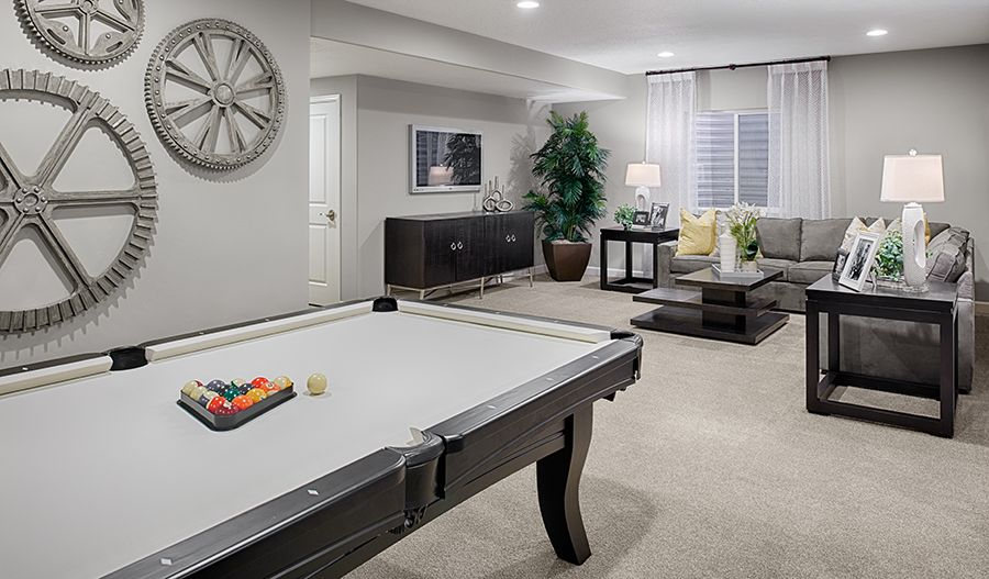 Living Area featured in the Coronado By Richmond American Homes in Fort Collins-Loveland, CO