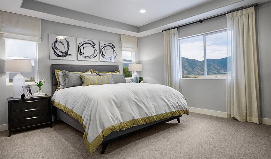 Bedroom featured in the Bedford By Richmond American Homes in Fort Collins-Loveland, CO