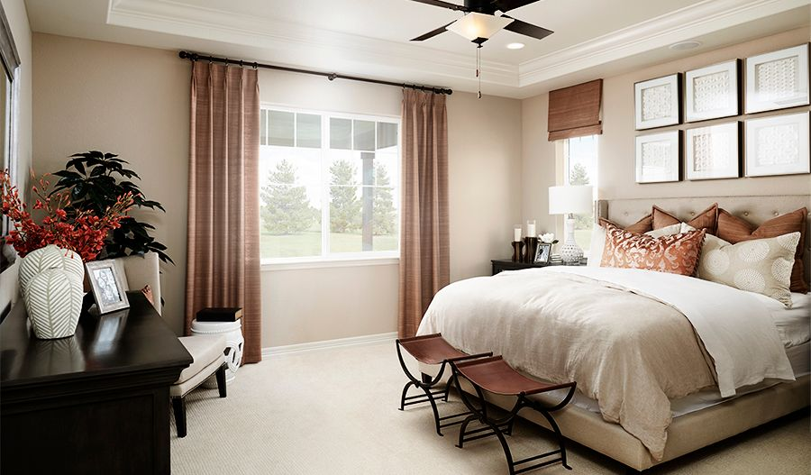 Bedroom featured in the Arlington By Richmond American Homes in Denver, CO