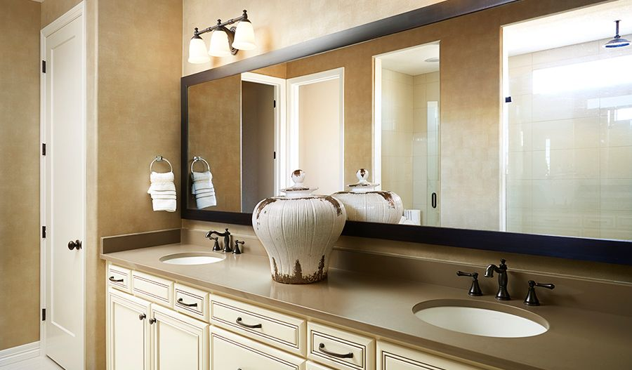 Bathroom featured in the Arlington By Richmond American Homes in Boulder-Longmont, CO