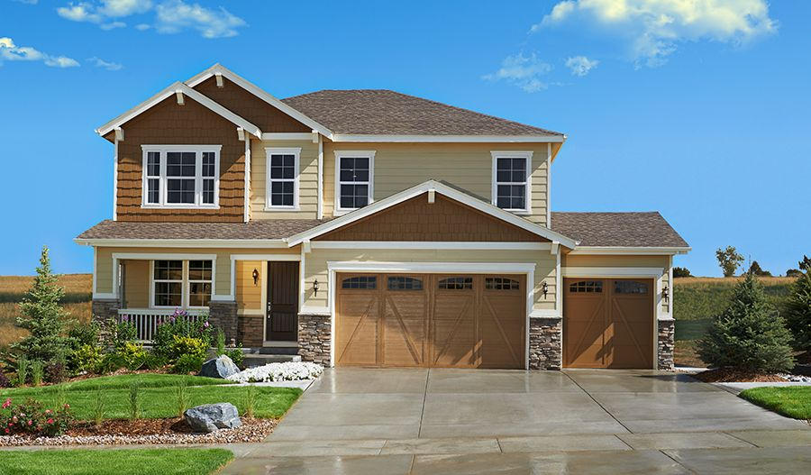 'The Ridge at Harmony Road' by Richmond American Homes - Northern Colorado in Greeley