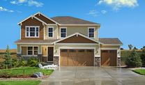 The Ridge at Harmony Road by Richmond American Homes in Greeley Colorado
