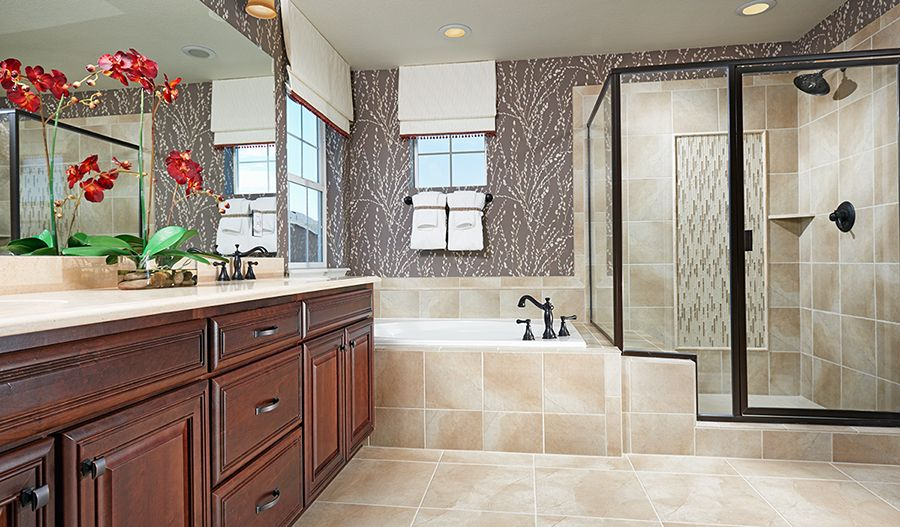Bathroom featured in the Dillon II By Richmond American Homes in Boulder-Longmont, CO