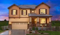 Colliers Hill by Richmond American Homes in Denver Colorado