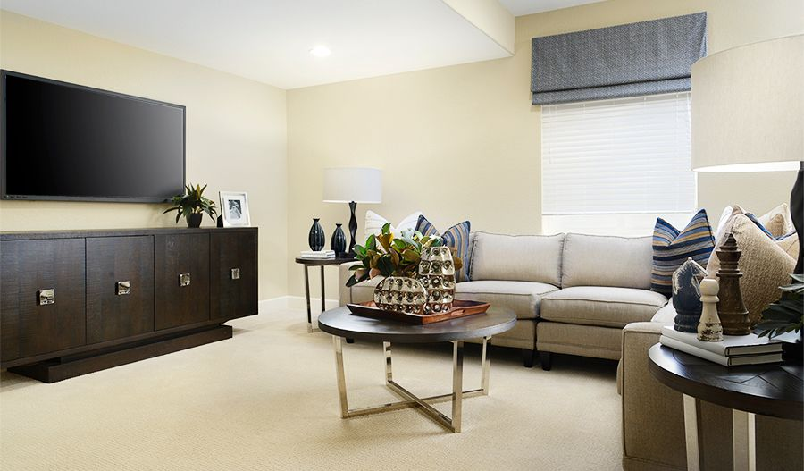 Living Area featured in the Hemingway By Richmond American Homes in Boulder-Longmont, CO