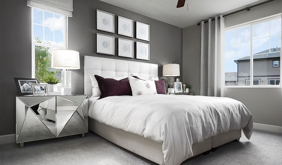 Bedroom featured in the Amethyst By Richmond American Homes in Fort Collins-Loveland, CO