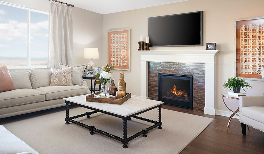 Living Area featured in the Alcott By Richmond American Homes in Fort Collins-Loveland, CO