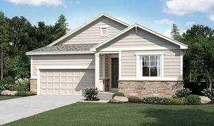Arlington - Harvest Junction: Longmont, Colorado - Richmond American Homes