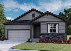Arlington - The Ridge at Harmony Road: Windsor, Colorado - Richmond American Homes