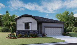 Alexandrite - Windsor Villages at Ptarmigan: Windsor, Colorado - Richmond American Homes