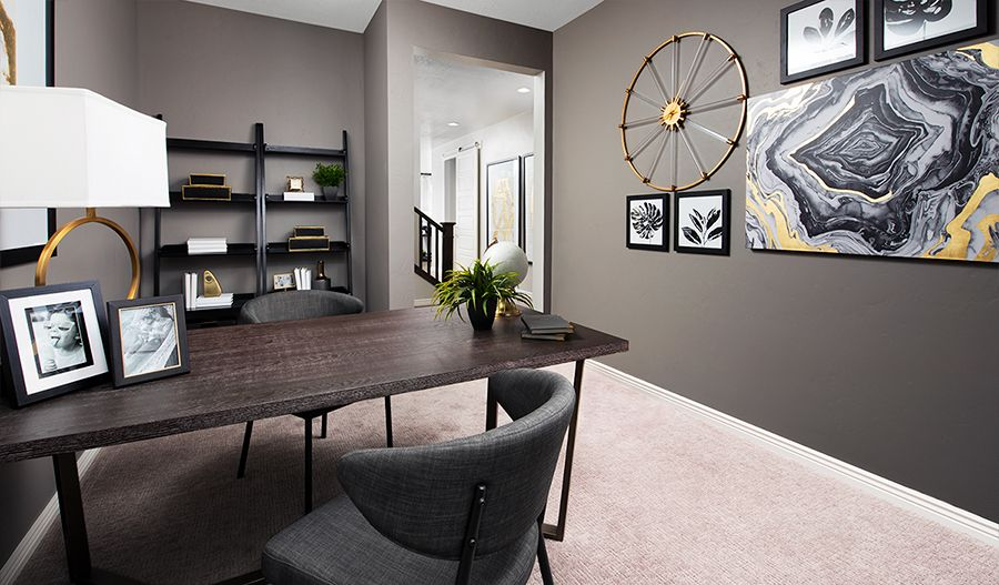 Living Area featured in the Moonstone By Richmond American Homes in Greeley, CO