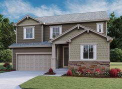 Hopewell - Rose Farm Acres: Berthoud, Colorado - Richmond American Homes