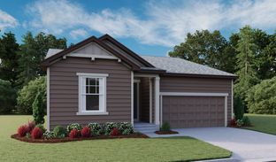Alexandrite - Rose Farm Acres: Berthoud, Colorado - Richmond American Homes