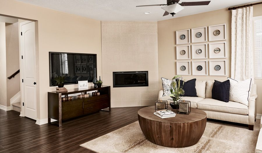 Living Area featured in the Lapis By Richmond American Homes in Fort Collins-Loveland, CO