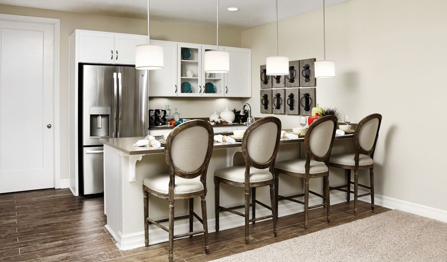 Kitchen featured in the Arlington By Richmond American Homes in Denver, CO