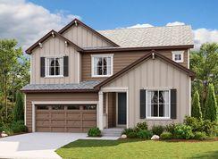 Hopewell - Ralston Ridge: Arvada, Colorado - Richmond American Homes
