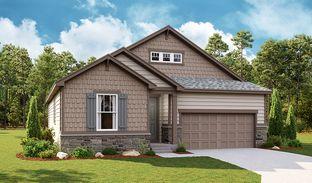 Agate - The Ridge at Harmony Road: Windsor, Colorado - Richmond American Homes