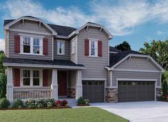Dillon II - Colliers Hill: Erie, Colorado - Richmond American Homes