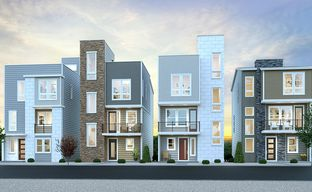Cityscape at Haskins Station by Richmond American Homes in Denver Colorado