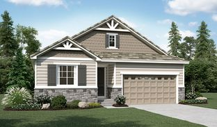 Alcott - Anthem Highlands Vistas: Broomfield, Colorado - Richmond American Homes