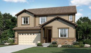 Hopewell - Anthem Highlands Vistas: Broomfield, Colorado - Richmond American Homes