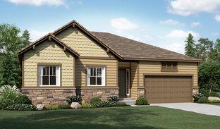 Delaney - Anthem Highlands Retreat: Broomfield, Colorado - Richmond American Homes