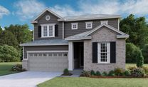 Seasons at Colliers Hill Sales Center by Richmond American Homes in Denver Colorado
