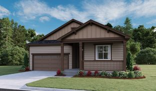 Onyx - Seasons at Colliers Hill Sales Center: Erie, Colorado - Richmond American Homes