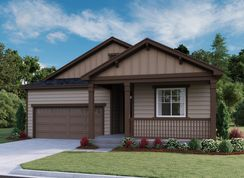 Onyx - Colliers Hill: Erie, Colorado - Richmond American Homes