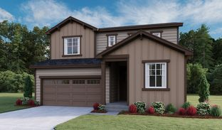 Citrine II - Seasons at Colliers Hill Sales Center: Erie, Colorado - Richmond American Homes
