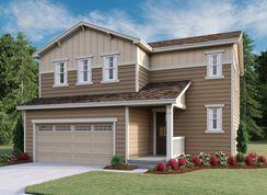 Coral II - Colliers Hill: Erie, Colorado - Richmond American Homes