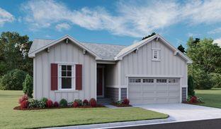 Alexandrite - Colliers Hill: Erie, Colorado - Richmond American Homes