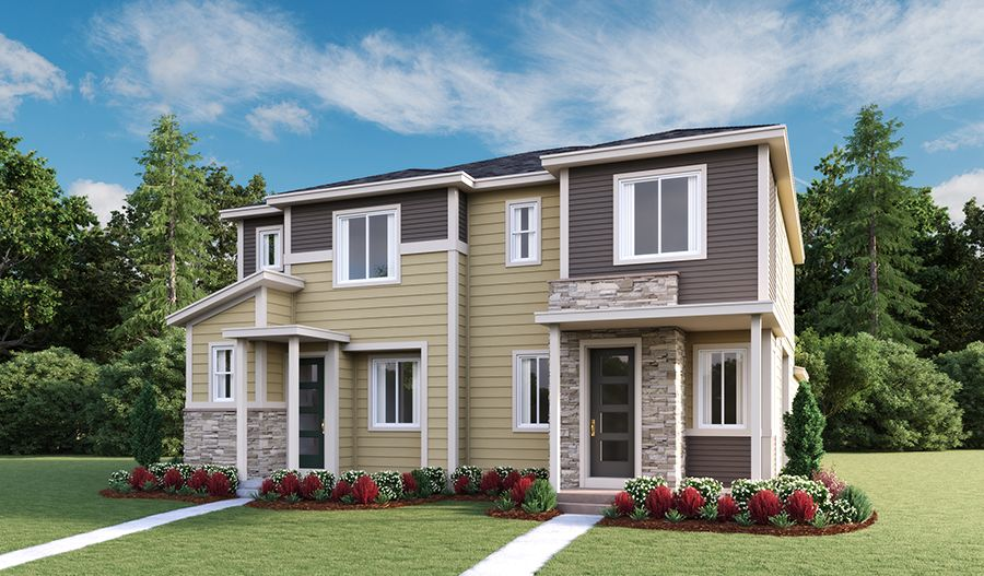 'Urban Collection at Silverstone' by Richmond American Homes - Northern Colorado in Denver