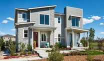 Urban Collection at Haskins Station by Richmond American Homes in Denver Colorado