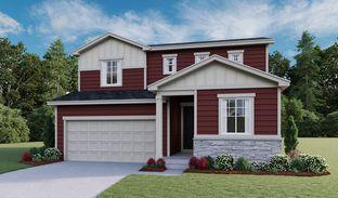 Citrine - Seasons at Silverstone: Frederick, Colorado - Richmond American Homes