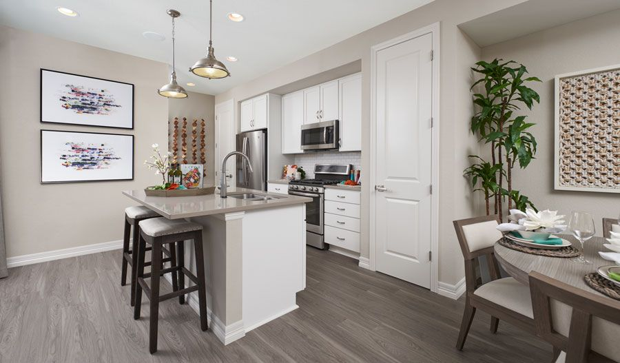 Kitchen featured in the Boston By Richmond American Homes in Denver, CO