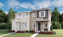 Urban Collection at Silverstone by Richmond American Homes in Denver Colorado