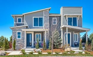 Urban Collection at Kinston by Richmond American Homes in Fort Collins-Loveland Colorado