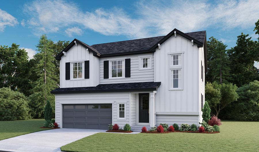 'Colliers Hill' by Richmond American Homes - Northern Colorado in Denver