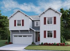 Coronado - Colliers Hill: Erie, Colorado - Richmond American Homes